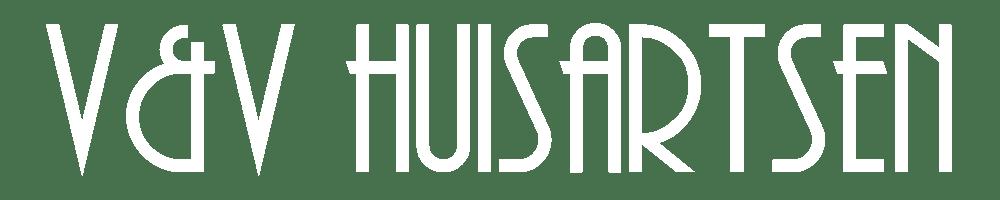 Logotekst V&V Huisartsen